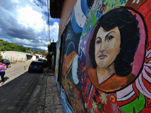 Berta Cáceres vive en la lucha de los pueblos por la justicia
