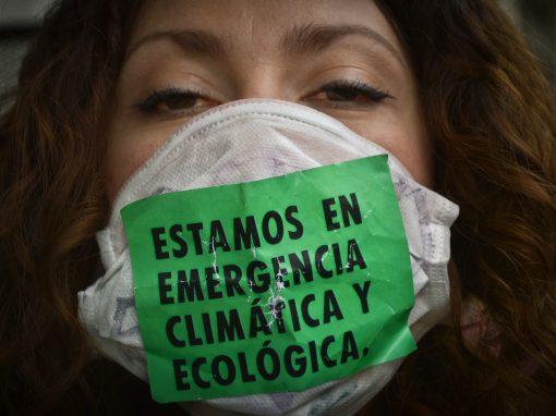La tragedia de la Amazonía como forma de cercamiento epistemicida sobre las mujeres cuerpos-territorios