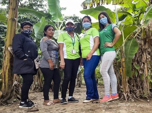 La lucha de las Mujeres de la Amazonía Pando