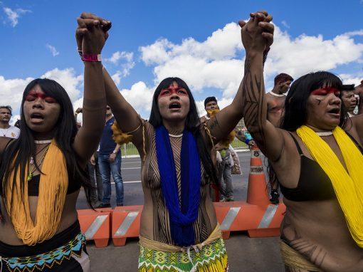 Mulheres Indígenas e as faces da desigualdade em tempos de pandemia