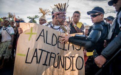 Invasão em terras indígenas dispara no primeiro ano do governo Bolsonaro