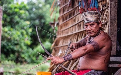 Lockdown na pandemia ativou medos históricos entre indígenas Sateré-Mawé