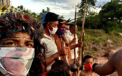 Covid-19 já atinge mais da metade dos povos indígenas do Brasil