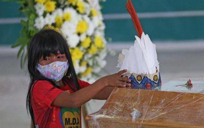 Amazonas concentra maior número das mortes de indígenas por Covid-19 no Brasil