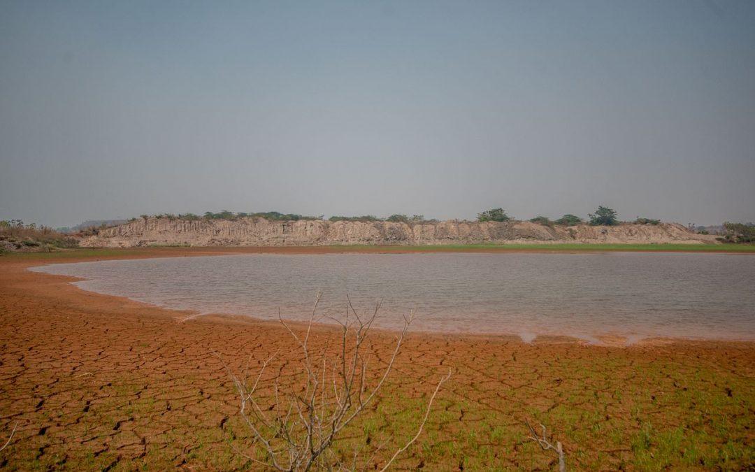Poconé entre o cinza dos garimpos e as cinzas de incêndios no Mato Grosso