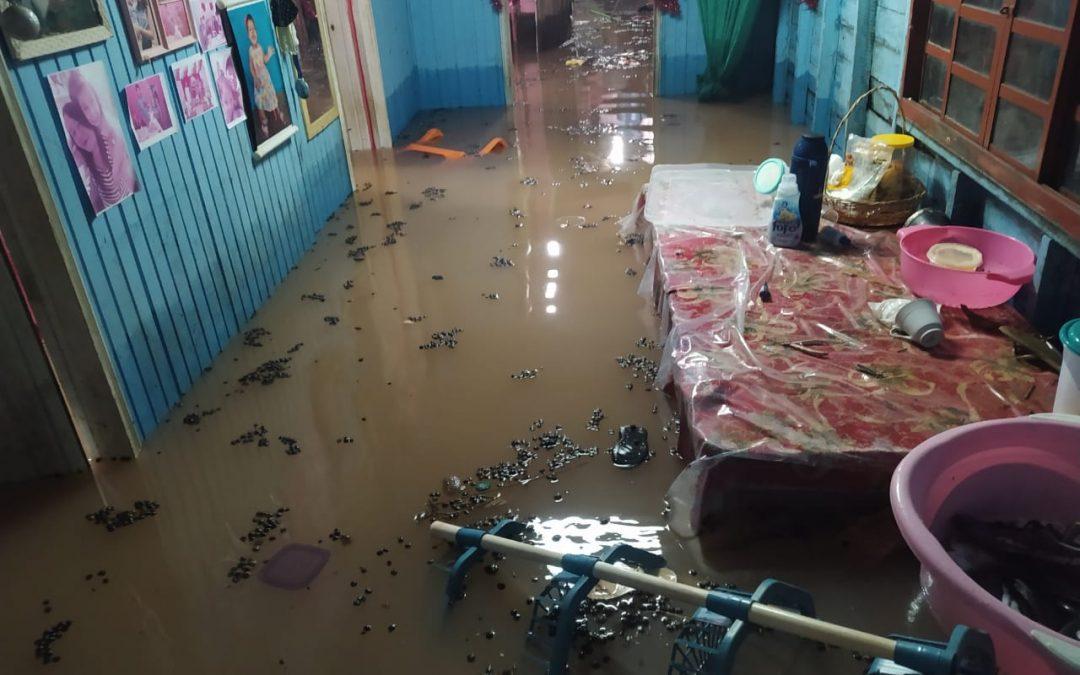 Chuva em meio ao apagão: população enfrenta estado de calamidade na cidade de Macapá