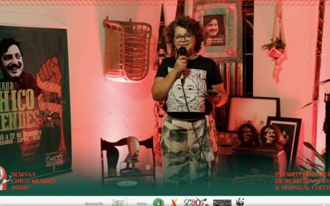 Premiação e Seringal Cultural abrem programação da Semana Chico Mendes