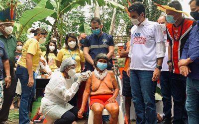 Vacinação contra a Covid-19 para os povos indígenas é urgente e deve ser prioritária no Brasil