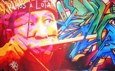 """Conheça cinco grafiteiras que """"disputam"""" as ruas na Amazônia"""