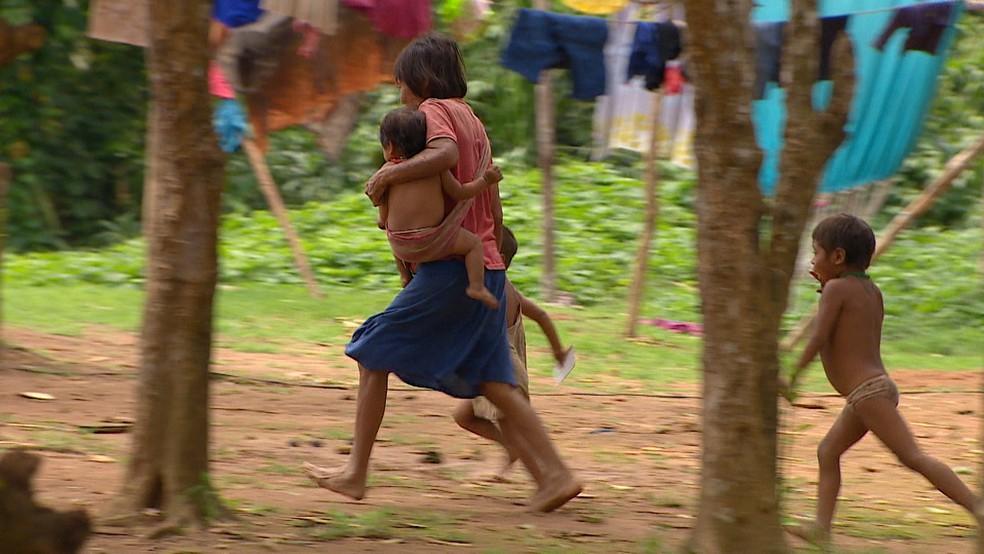 Garimpeiros em 12 barcos atacam novamente povo Yanomami na Comunidade Palimi ú