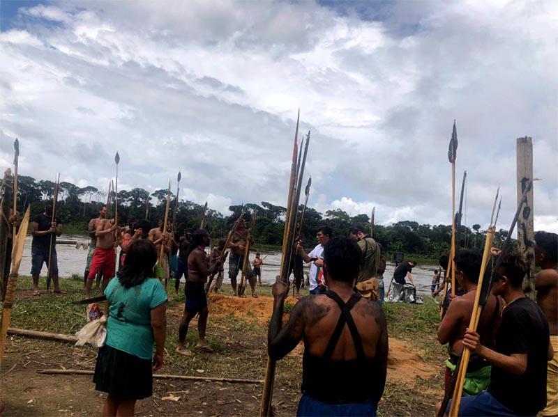 Em novo ataque garimpeiros atiram contra comunidade Palimi ú na TI Yanomami