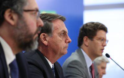 Pesquisa aponta que brasileiros não confiam no governo Bolsonaro para defender a Amazônia