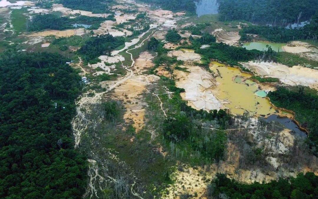 Garimpeiros atacam Maikohipi, outra comunidade indígena na Terra Yanomami