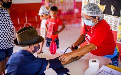 Comunidade quilombola de Ponta Bonita recebe força-tarefa de saúde no Maranhão