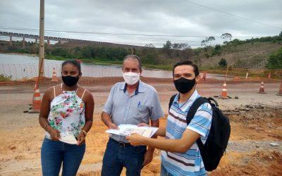 Jovens monitoram qualidade do ar em Açailândia (MA): poluição atinge níveis alarmantes