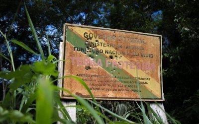 Povos isolados: Invasores avançam e desmatamento na TI Uru-Eu-Wau-Wau dobra em junho