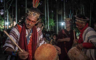"""""""As mudanças do clima são um problema social e de todos, indígenas e não indígenas"""", afirma Benki Piyãko"""
